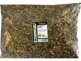 Essential Pumpkin Seeds Organic 2kg