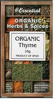 Essential Thyme Organic