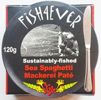 Fish 4 Ever Sea Spaghetti Mackerel Paté