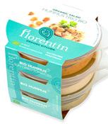 Florentin Hummus Trio Organic Salad