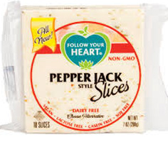 Follow Your Heart Vegan Pepperjack Slices