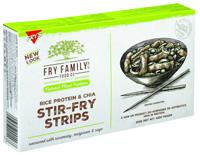 Fry's Rice Protein & Quinoa Stir-Fry Strips