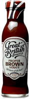 Great British Sauce Co. Proper Brown Sauce
