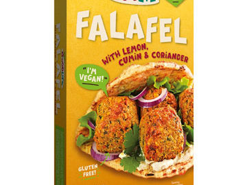 Goodlife Falafel With Chickpea, Lemon, Cumin & Coriander