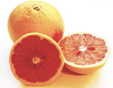 Grapefruit Star Ruby ~ Organic
