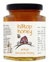 Hilltop Honey British Blossom Honey 227g