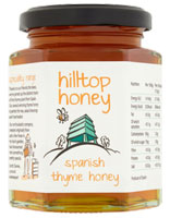 Hilltop Honey Spanish Thyme Honey