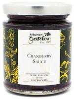 Kitchen Garden Preserves Cranberry Sauce