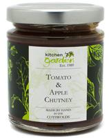 Kitchen Garden Tomato & Apple Chutney