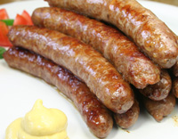 Sausages Merguezs Lamb Organic – 500g Approx ~ Gluten Free