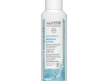 Lavera Basis Sensitiv Moisture & Care Shampoo Organic