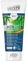 Lavera Men Sensitiv 3 In 1 Shower Shampoo Organic
