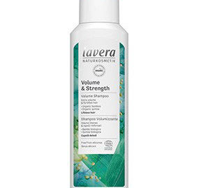 Lavera Volume & Strength Shampoo with Bamboo & Quinoa Organic