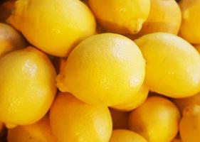 Lemon ~ Organic