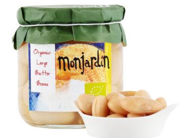 Monjardin Large Butter Beans Organic