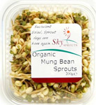 Sky Sprouts Organic Mung Bean Sprouts