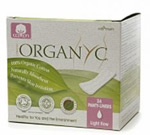 Organyc 'Folded' Light Flow Pantyliner