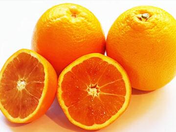 Oranges ~ Blood ~ Organic ~ 500g