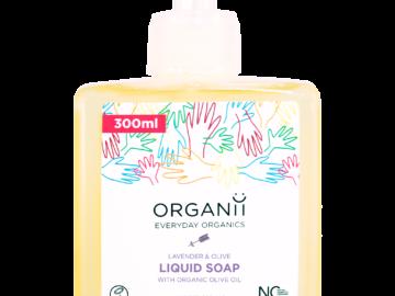 Organii Everyday Organics Lavender Liquid Soap