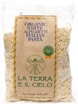 La Terra White Alphabetti Organic