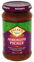 Patak's Aubergine Brinjal Pickle Original Medium