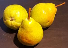 Pears Packham Organic ~ 500g