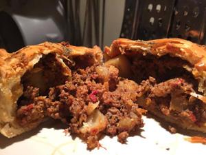 Plenty Wild Boar & Chorizo Pie