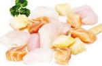 Tregida Prime Fish Pie Mix ~ 300g approx