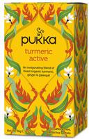 Pukka Turmeric Active Organic