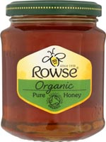 Rowse Clear Honey Organic 340g