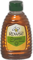 Rowse Pure Honey Squeezable Organic