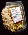 Sky Sprouts Organic Mix Beans Sprouts