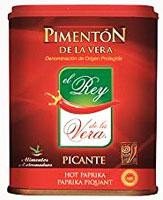 Sanmel Pimenton De La Vera Hot Picante Smoked Paprika Powder