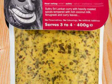 Seasoned Pioneers Sri Lankan Curry Sauce
