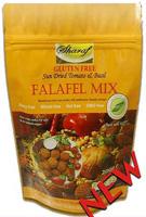 Sharaf Frozen Falafal Sun Dried Tomato & Basil Gluten Free