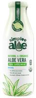 Simplee Aloe Aloe Vera Juice Original Organic
