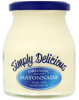 Simply Delicious Mayonnaise Organic