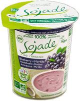 Sojade Blueberry Live Soya Dessert Organic 125g