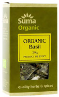 Suma Basil Organic