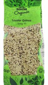 Suma Tricolour Quinoa Organic 500g