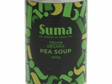 Suma Vegan Pea Soup Organic