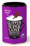 Clipper Super Cosy Drinking Chocolate Fairtrade