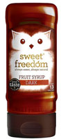 Sweet Freedom Natural Fruit Syrup Dark