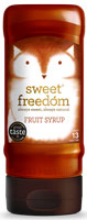 Sweet Freedom Natural Fruit Syrup Light
