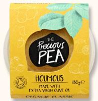 The Precious Pea Classic Houmous Organic