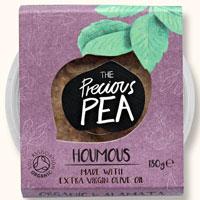 The Precious Pea Kalamata Olive Houmous Organic