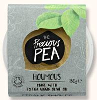 The Precious Pea Smoked Houmous Organic