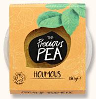 The Precious Pea Turmeric Houmous Organic