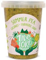 Tideford Pea, Coconut & Turmeric Soup Organic