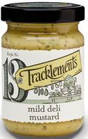 Tracklements Mild Deli Mustard